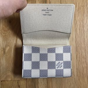 Louis Vuitton Card Wallet